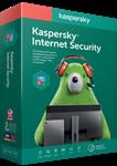 Kaspersky Internet Security для 3 устройств на 1 год