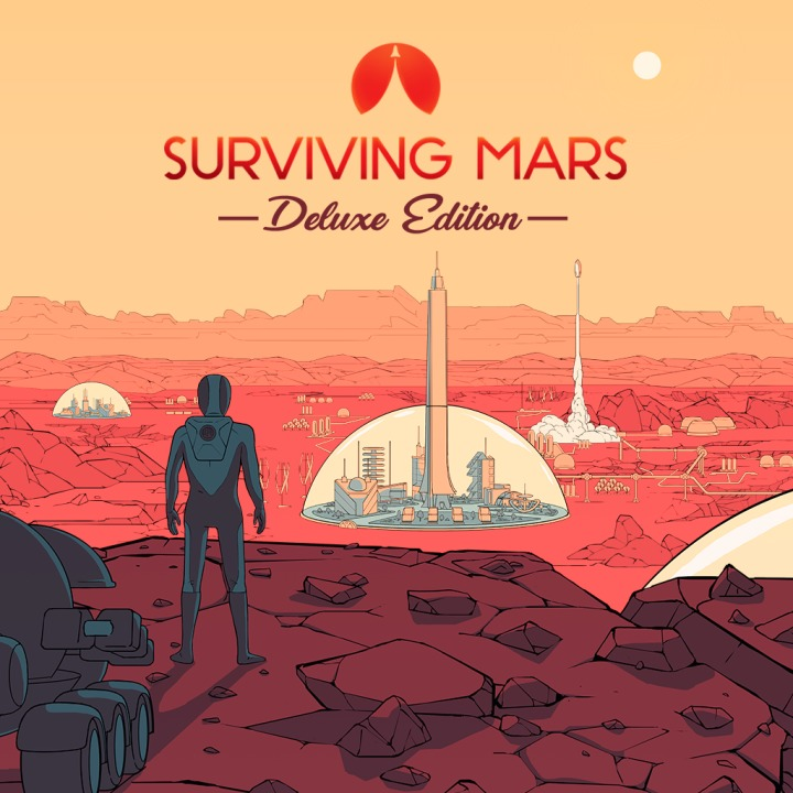 Surviving Mars: Deluxe Edition  STEAM key CIS