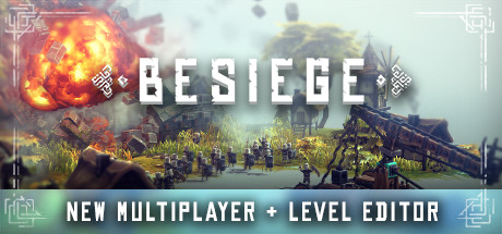 Besiege - new account + warranty (Region Free)