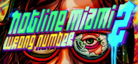 Hotline Miami 2 Wrong Number - new account(Region Free)