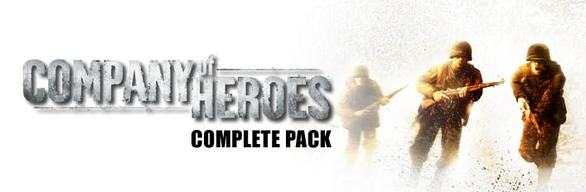 Company of Heroes Complete - new account (Region Free)