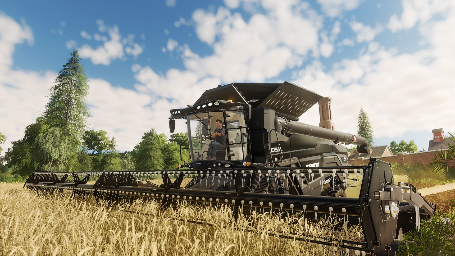 Farming Simulator 19 (Steam Gift RU/VPN)