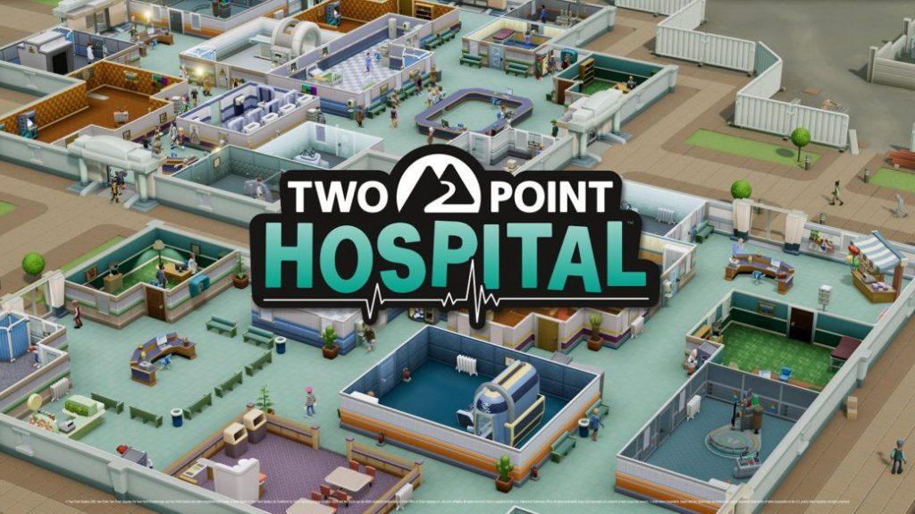 Two Point Hospital (Steam Key /RU+CIS ) 2019