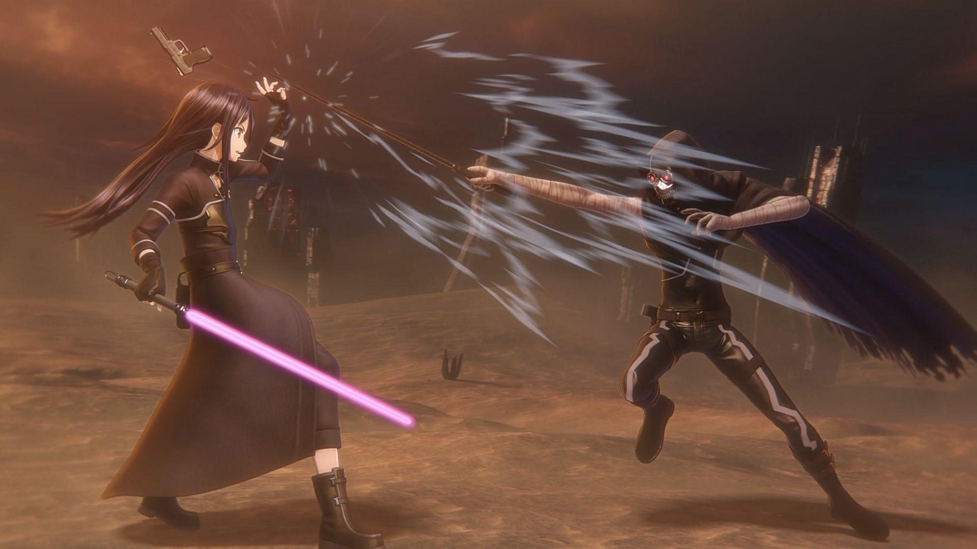 Sword Art Online: Fatal Bullet (Steam Key/RF and CIS) 2019