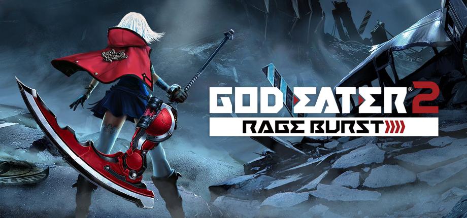 GOD EATER 2 RAGE BURST (Steam Key /RU+CIS ) 2019