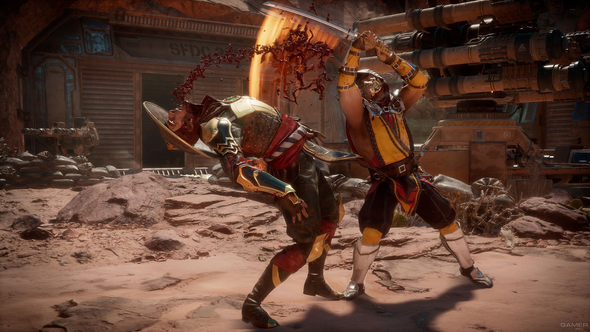 MORTAL KOMBAT 11 (STEAM KEY/RUSSIA AND CIS)