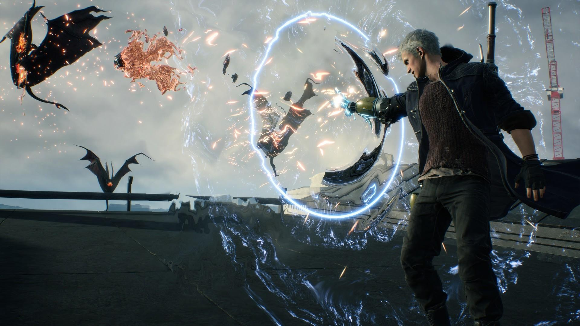 DEVIL MAY CRY 5 (STEAM KEY/RUSSIA and CIS)