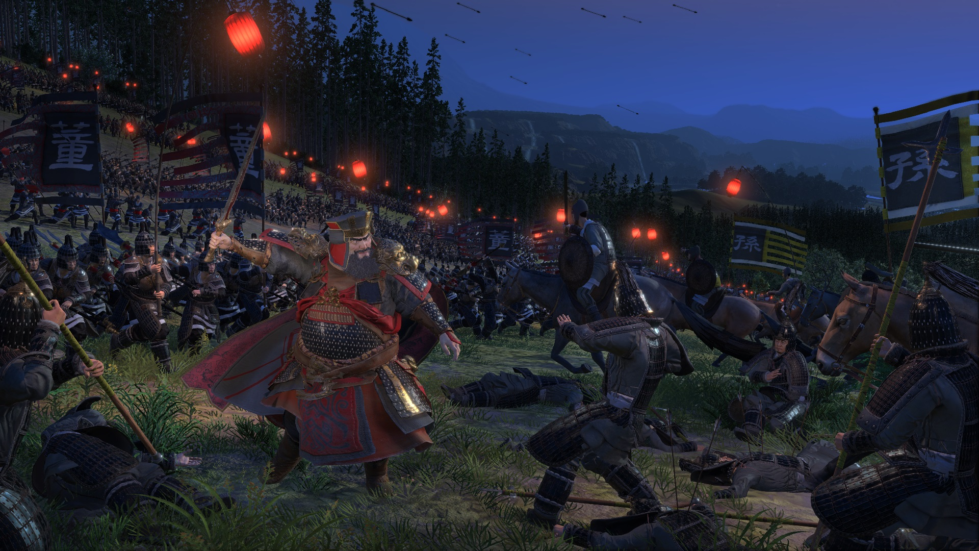 TOTAL WAR - THREE KINGDOMS (STEAM KEY/RUSSIA AND CIS)