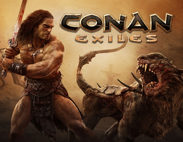 CONAN EXILES (STEAM KEY/RUSSIA and CIS)