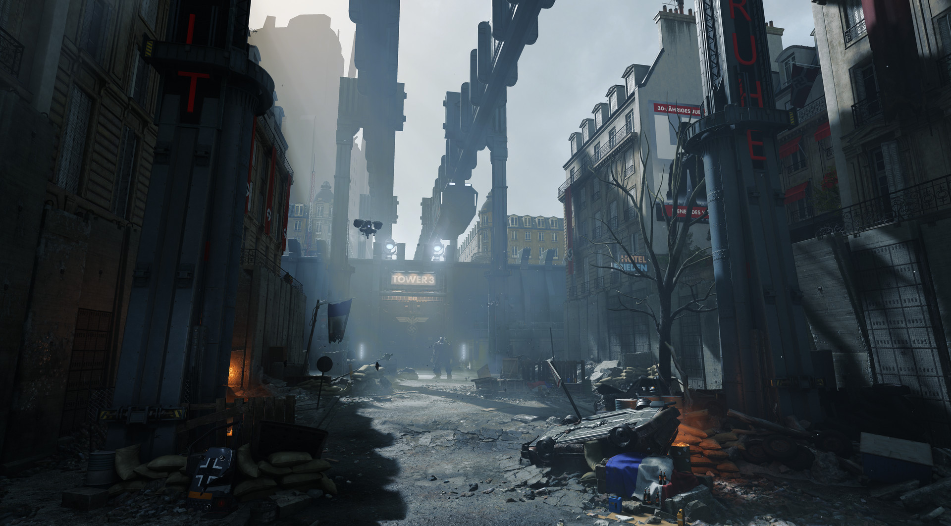WOLFENSTEIN: YOUNGBLOOD (KEY BETHESDA / RUSSIA AND CIS)