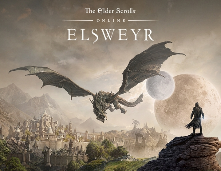 TES ONLINE - ELSWEYR (KEY BETHESDA/RUSSIA AND CIS)