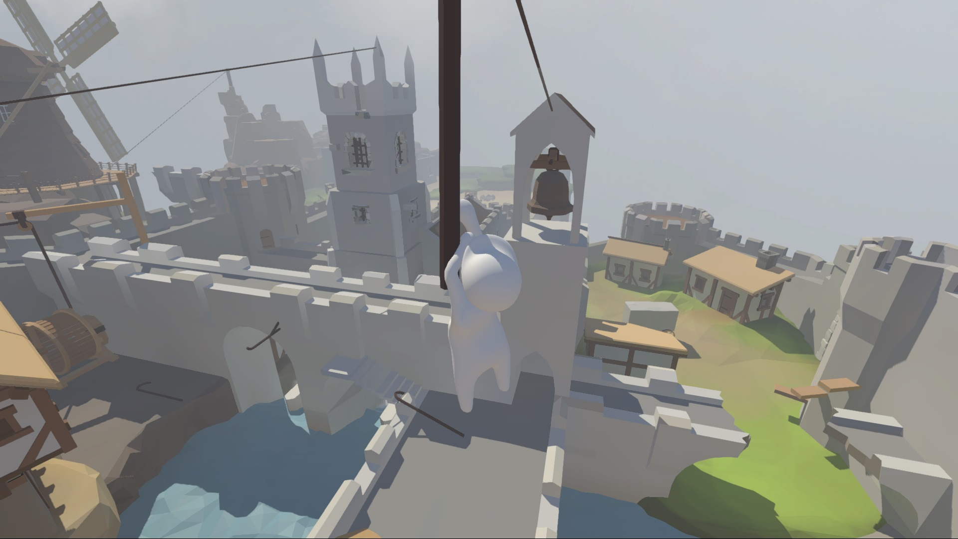 HUMAN: FALL FLAT (STEAM KEY/RUSSIA AND CIS)