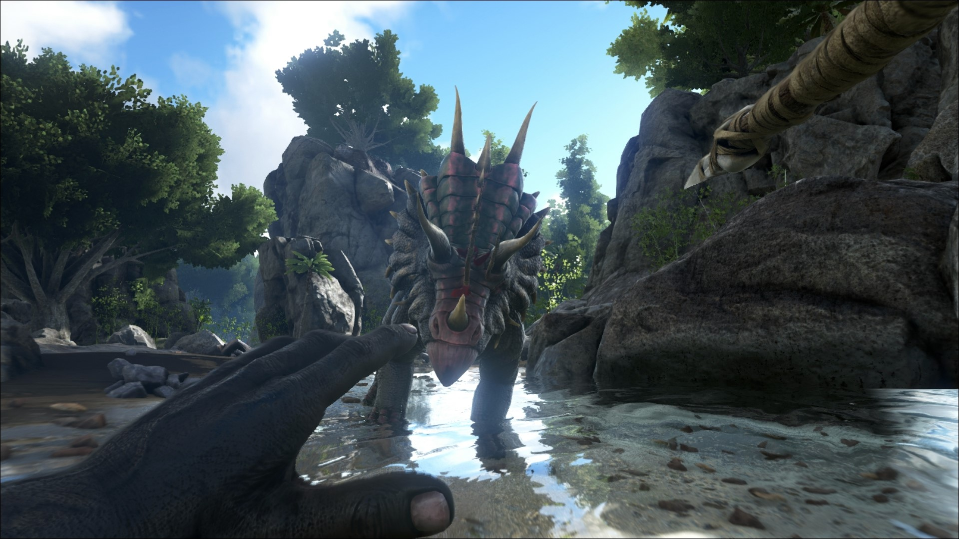 ARK: SURVIVAL EVOLVED  (STEAM KEY/RUSSIA AND CIS)