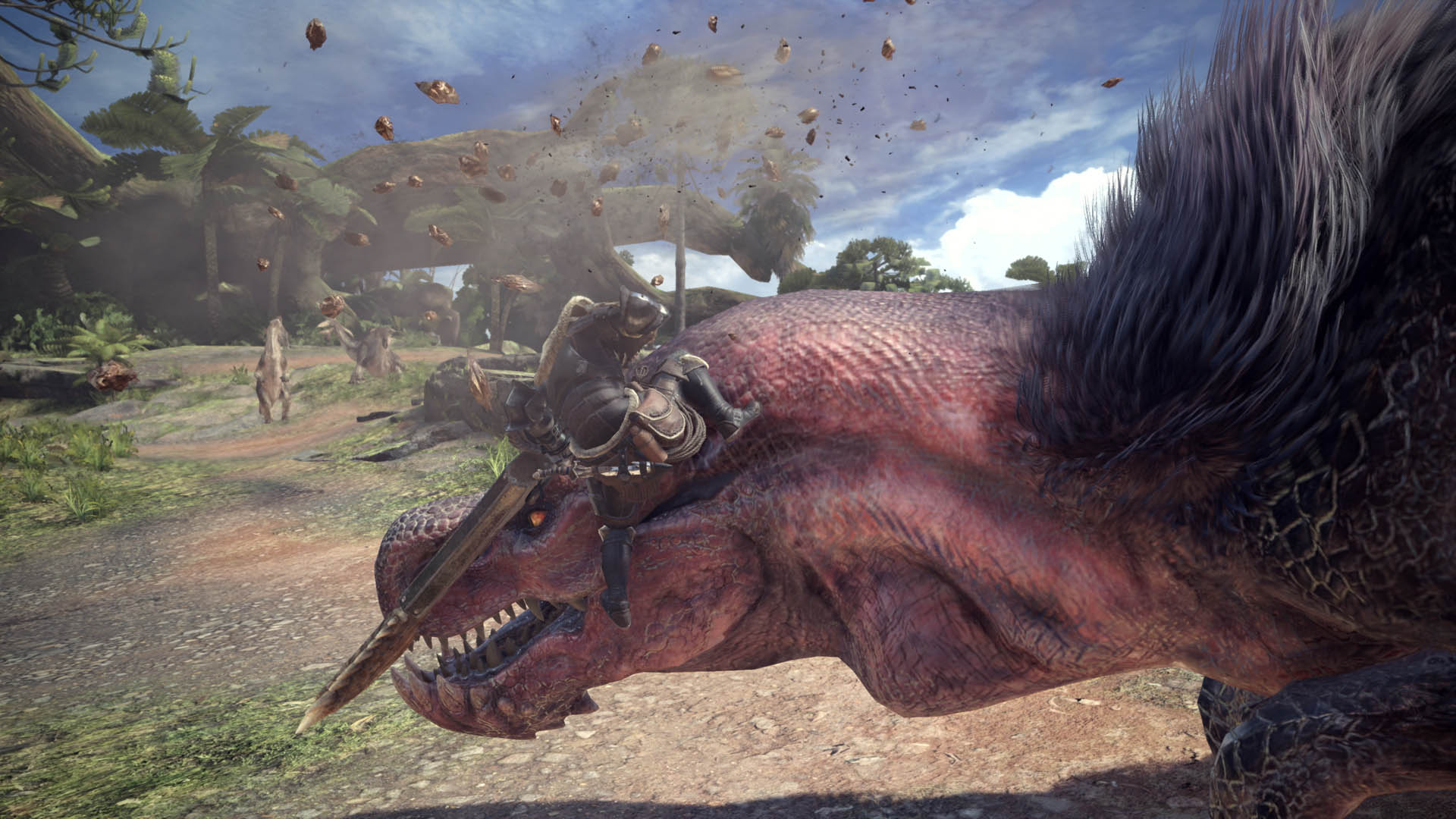 MONSTER HUNTER: WORLD (STEAM KEY/RUSSIA AND CIS)