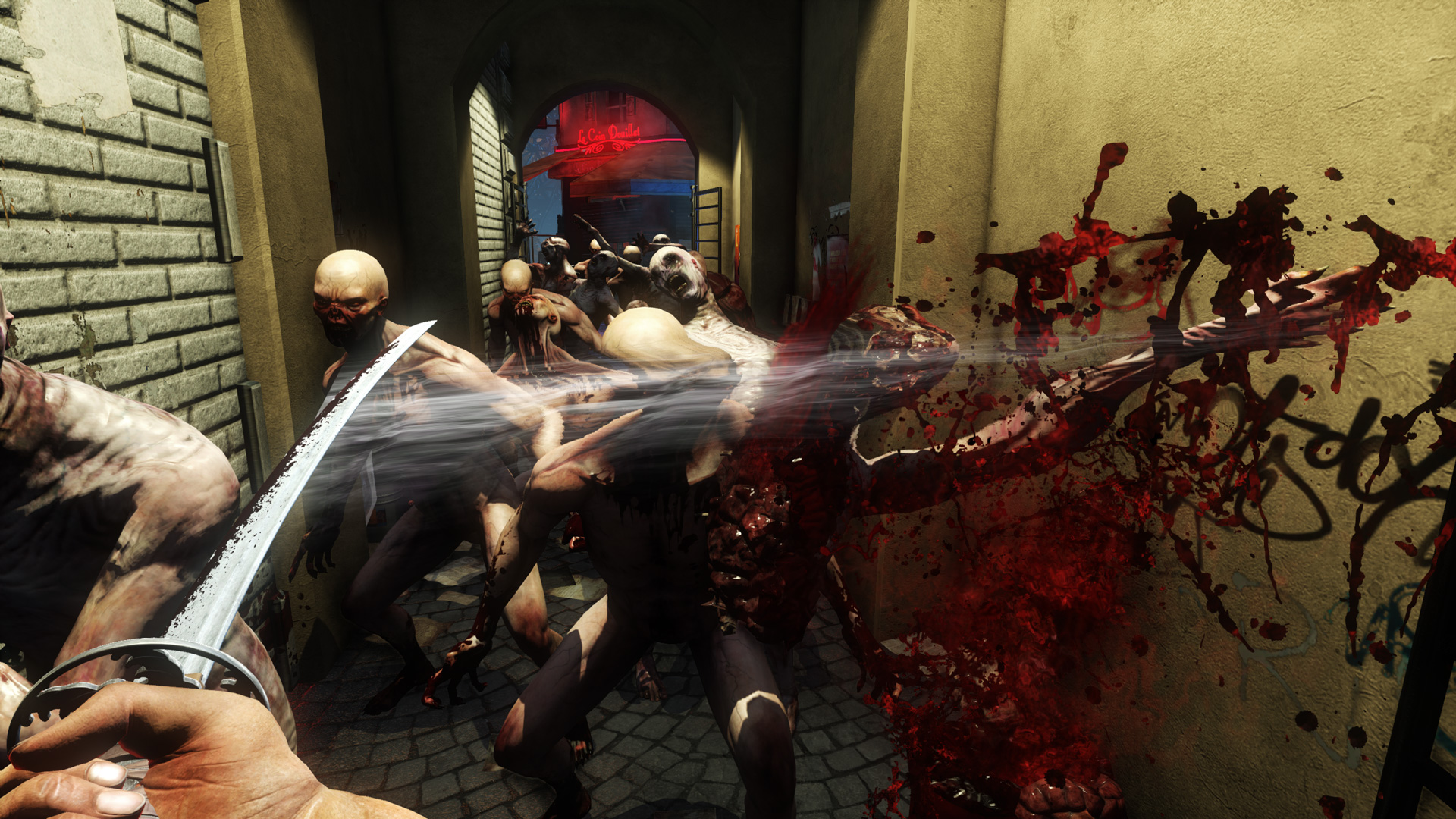KILLING FLOOR 2 (STEAM KEY/RUSSIA AND CIS)