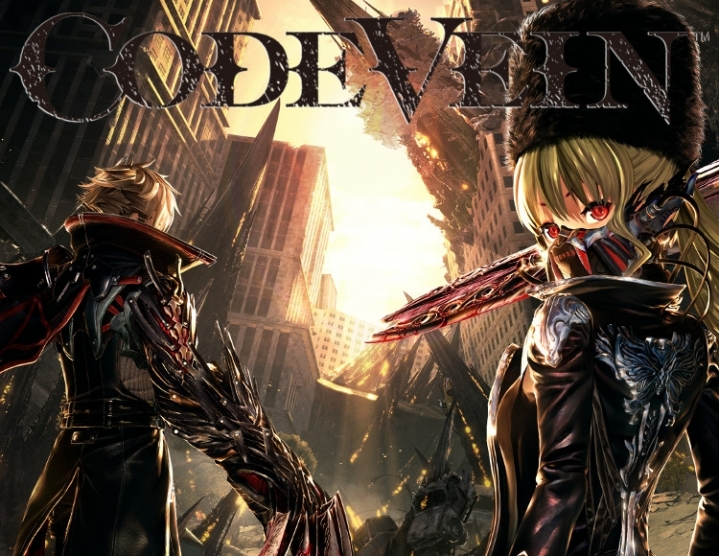 CODE VEIN (STEAM KEY/RUSSIA AND CIS)