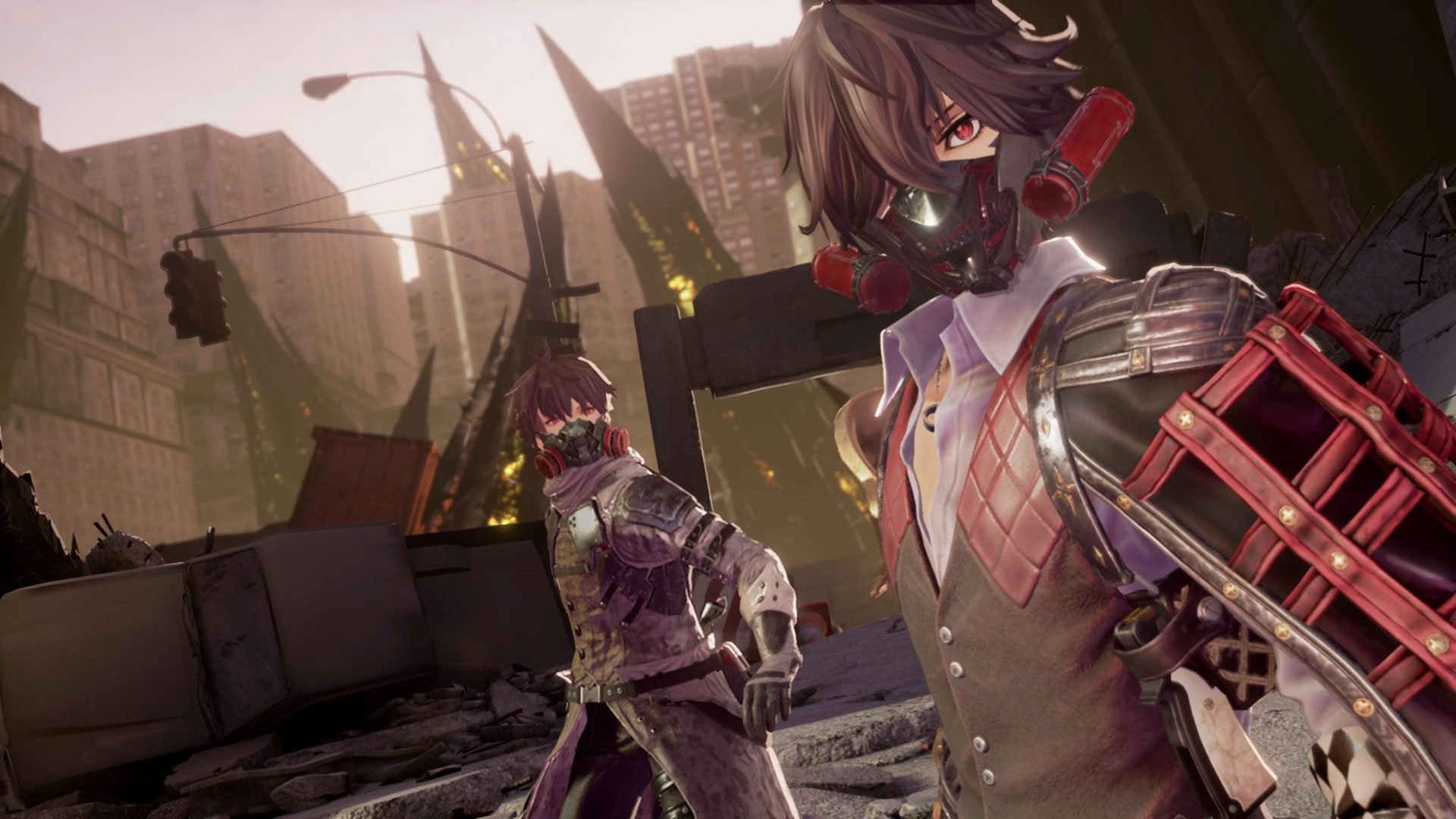 CODE VEIN (STEAM KEY/RUSSIA AND CIS) DELUXE