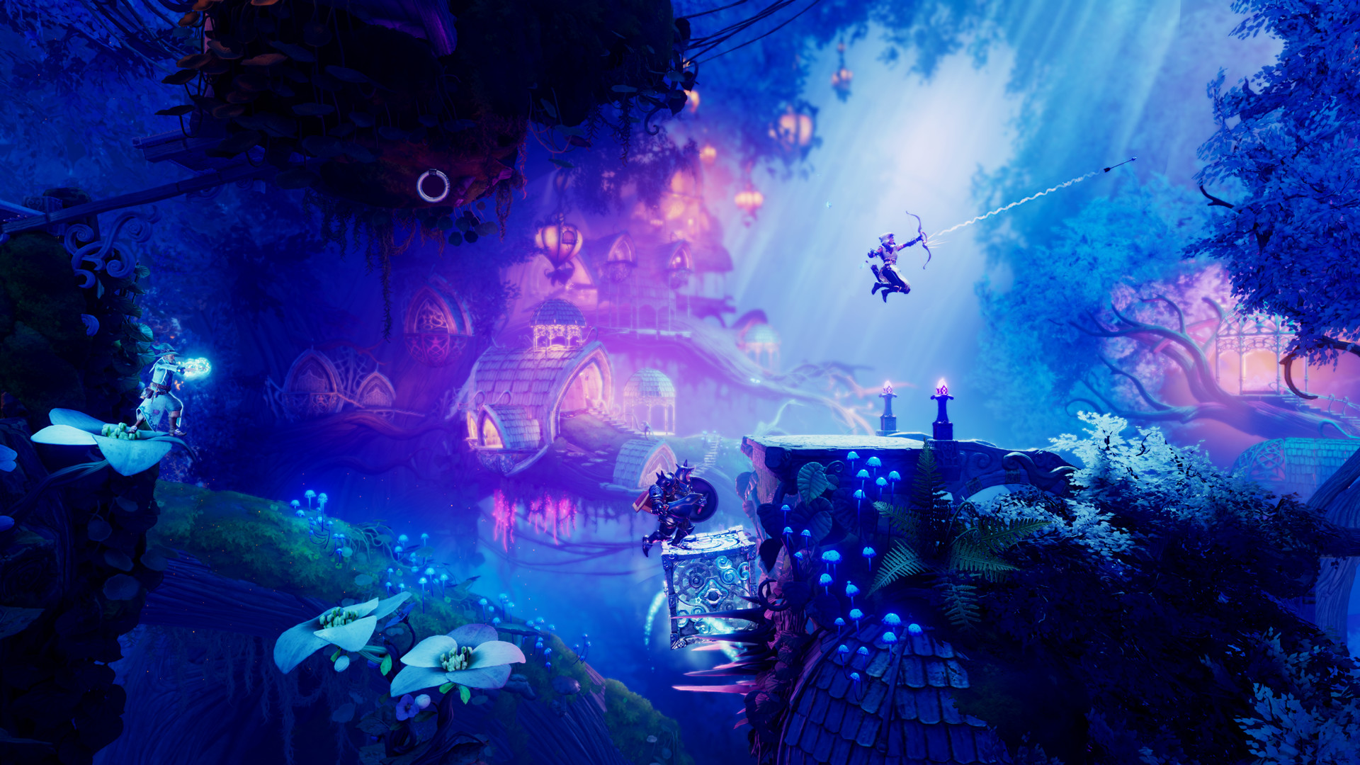 TRINE 4: THE NIGHTMARE PRINCE (STEAM KEY/RUSSIA + CIS)