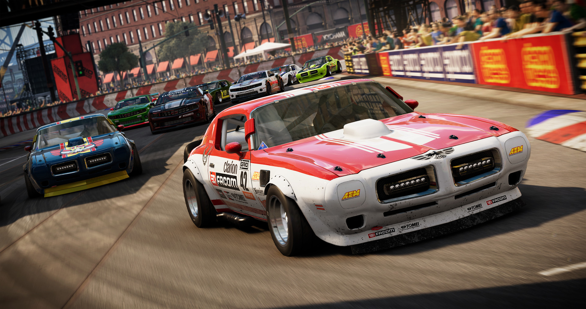 GRID 2019 (STEAM KEY/RUSSIA AND CIS)