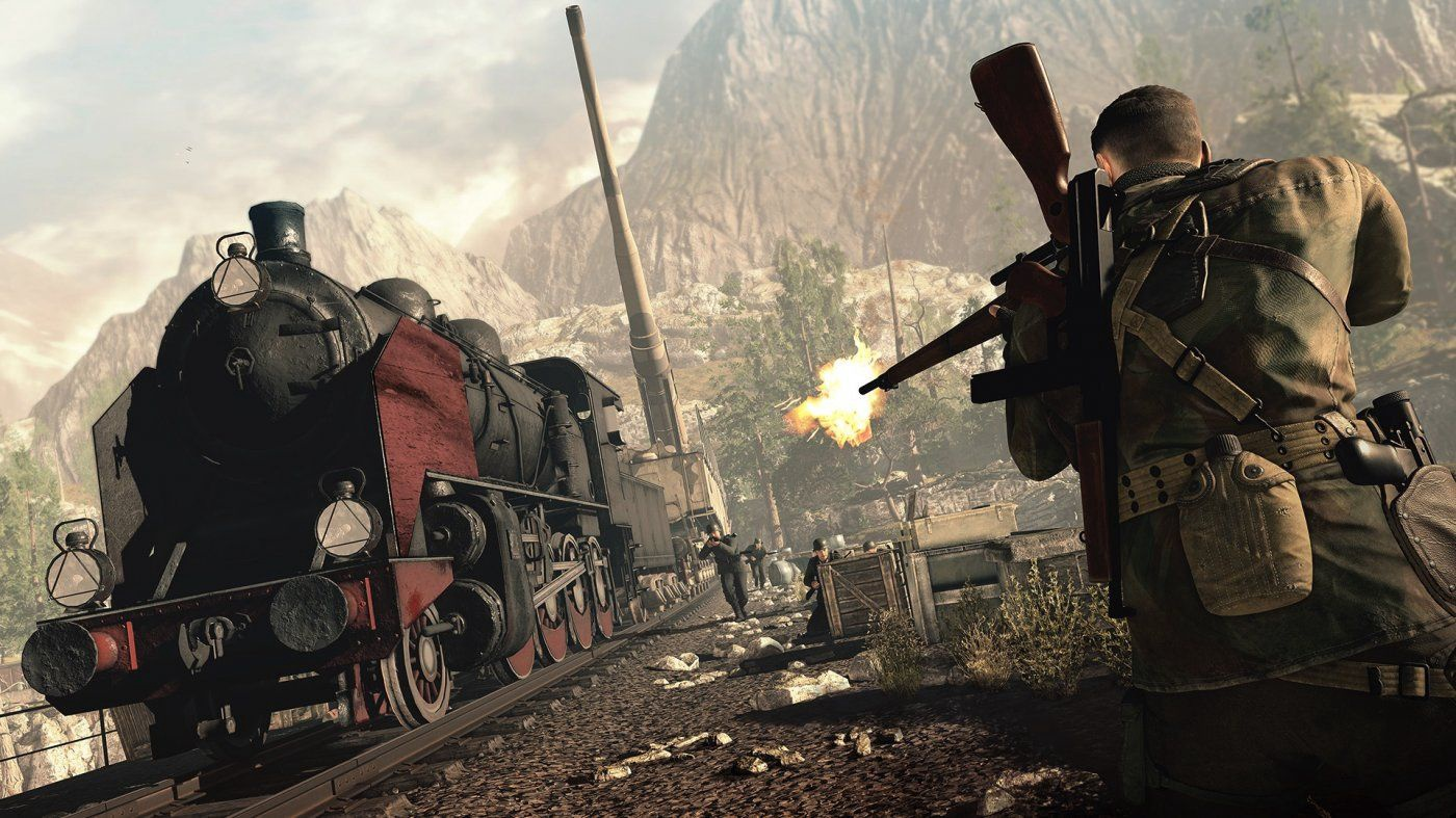 Sniper Elite 4 (Steam Key RU / CIS)