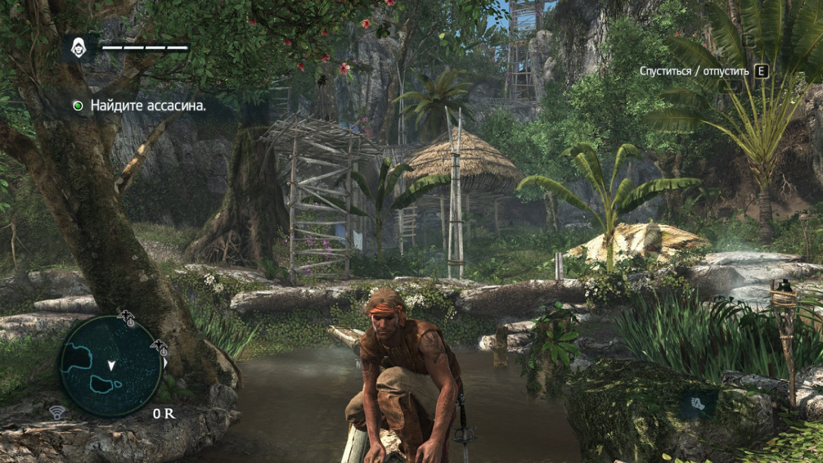 Assassin's Creed IV: Black Flag (Uplay Key RU/CIS)