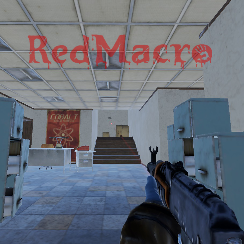 RUST macro 0.75 AK47 for Low FPS by RM-ProLab™