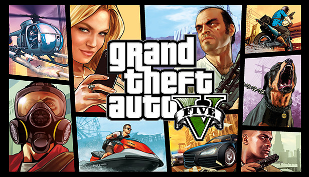 Grand Theft Auto V (steam gift)