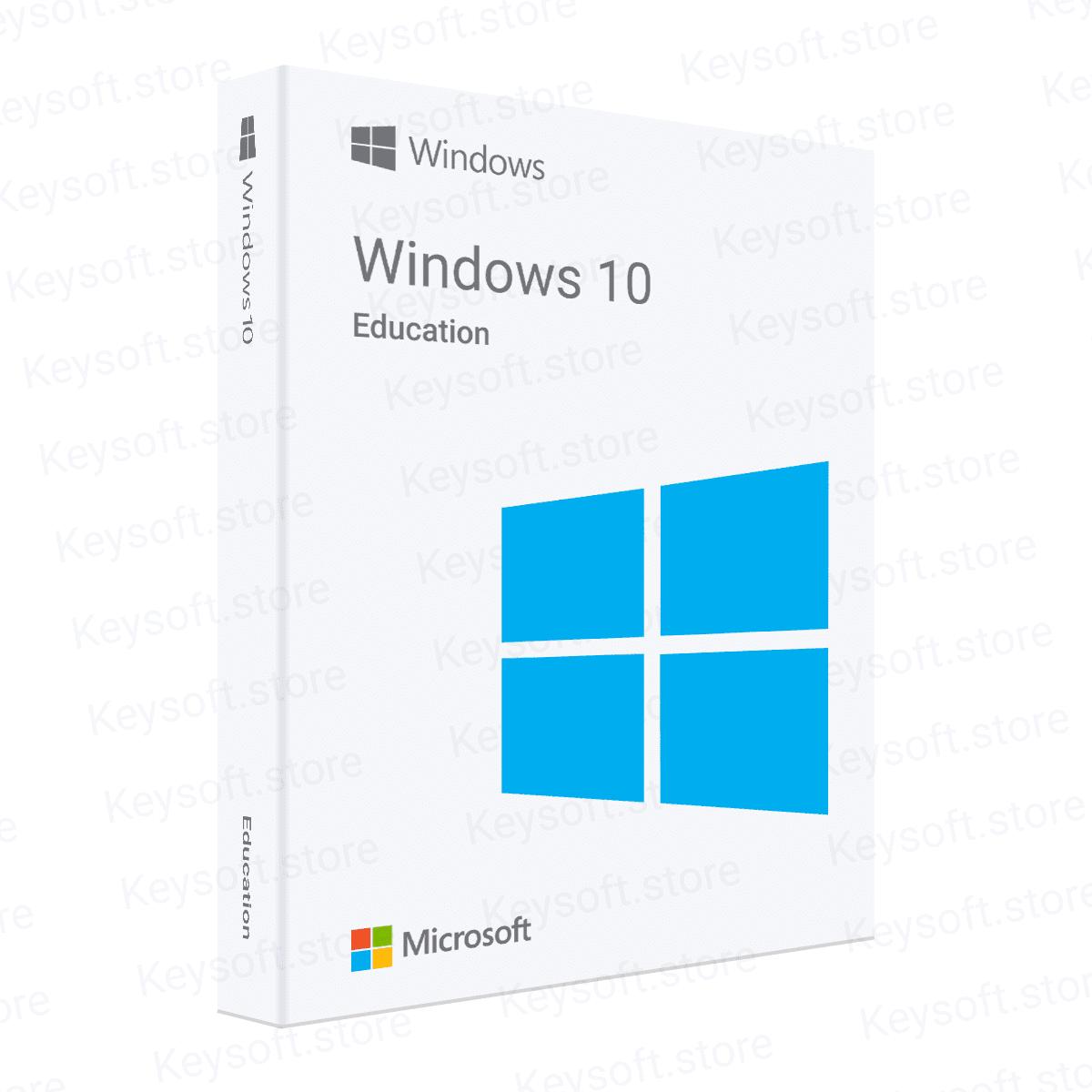 Windows 10 Education (Для образовательных учреждений)