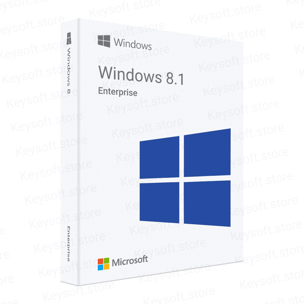 Windows 8.1 Enterprise (Корпоративная)