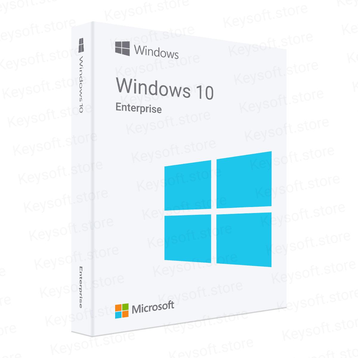 Windows 10 Enterprise (Корпоративная)