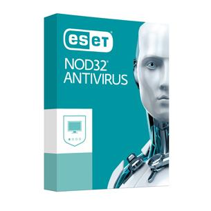 ESET NOD32 Antivirus 1 ГОД - 1 ПК