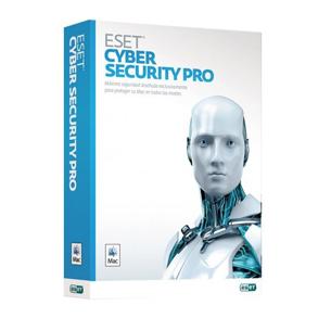 ESET NOD32 Cyber Security PRO 1 ГОД - 1 ПК