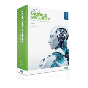 ESET NOD32 Mobile Security Android 1 год - 1 устройство
