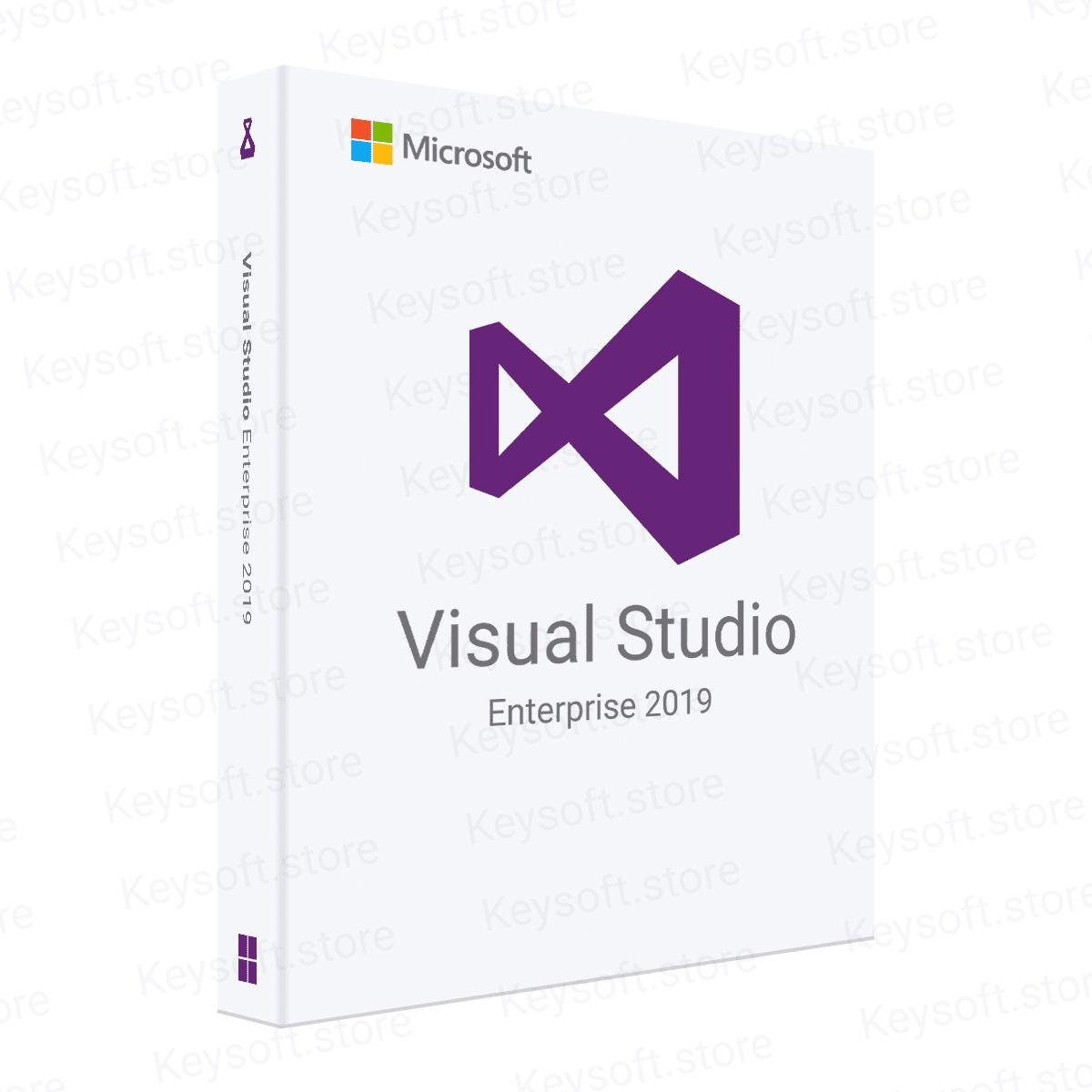 Visual Studio Enterprise 2019