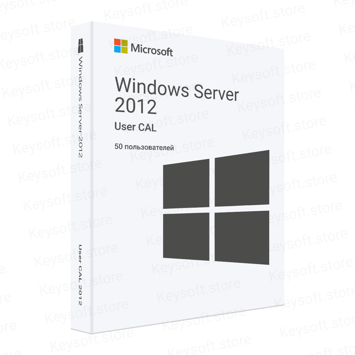 Windows Server 2012 RDS User CAL (50 пользователей)