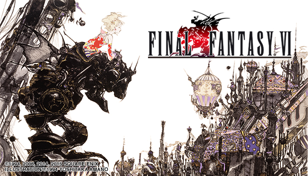 FINAL FANTASY VI (Steam Gift / RU + CIS)