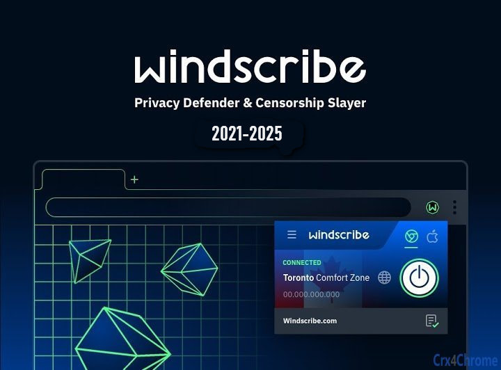 🔥Windscribe VPN PRO💎ACTION(ACCOUNT 2021-2025 UNLIM)