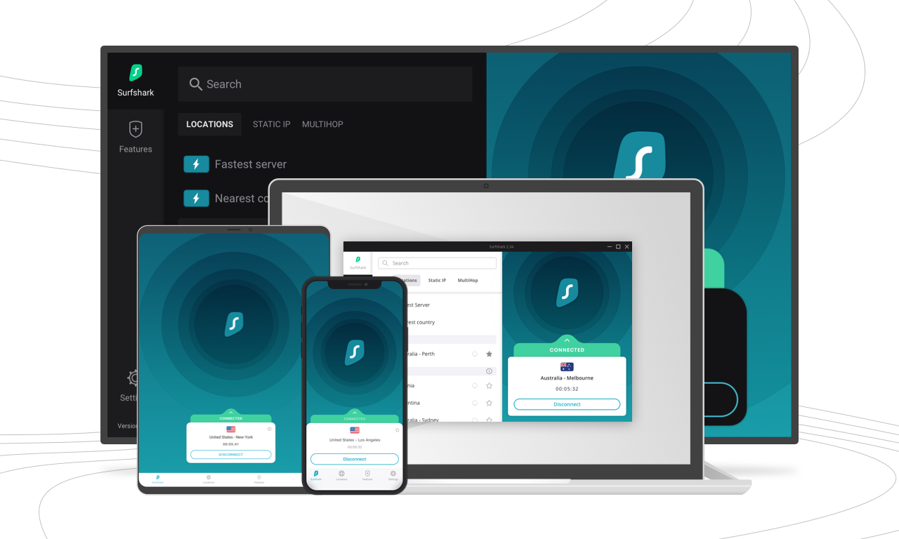🔥SurfShark VPN | PREMIUM | JUNE-DECEMBER 2021 | PAYPAL