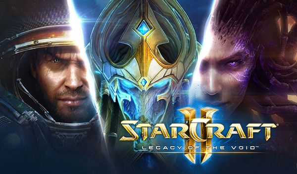 🔥 StarCraft 2:Legacy of the Void(RU/CIS)CD-KEY GIFT