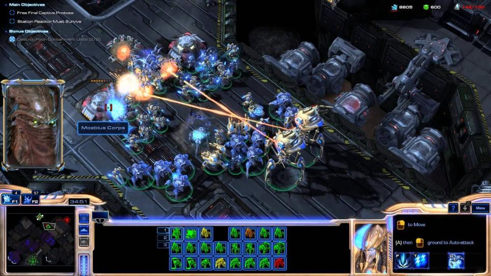 StarCraft 2 Legacy of the Void Editor