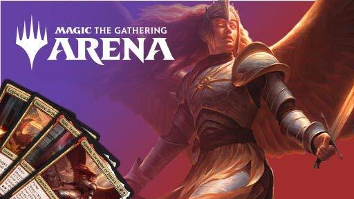 Magic The Gathering Arena: Arena Boros Legion Deck