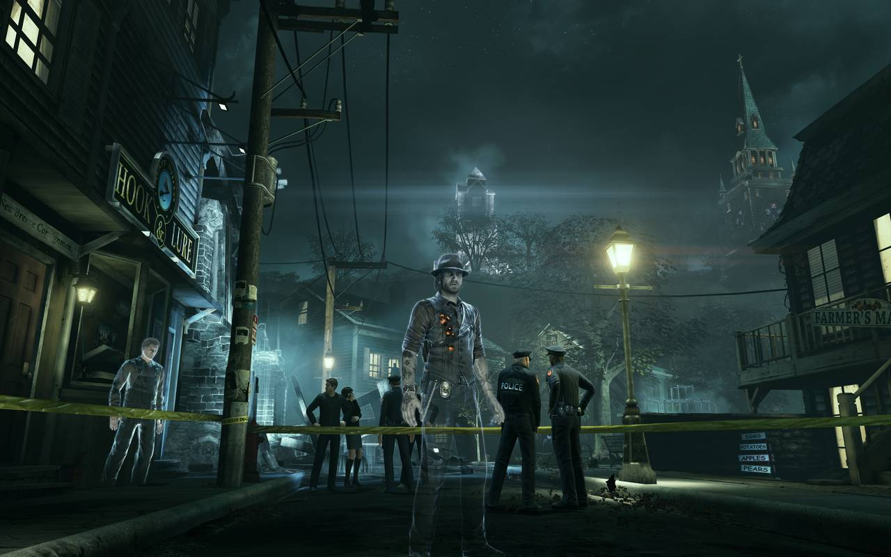 Murdered: Soul Suspect +DLC  +GIFT (Steam RU/CIS)