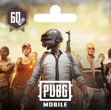 PUBG MOBILE 60 UC  (CD-KEY) Unknown Cash