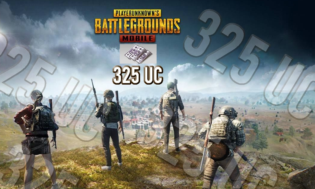 PUBG MOBILE 325 UC  (CD-KEY) Unknown Cash