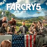 Far Cry 5 UPLAY КЛЮЧ (РУС/НГ)