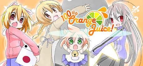 100% Orange Juice (steam gift, russia)