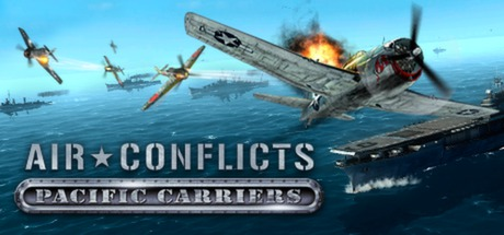 Air Conflicts: Pacific Carriers (steam gift, russia)