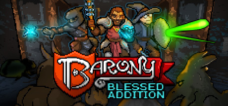 Barony (steam gift, russia)