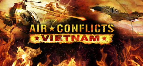 Air Conflicts: Vietnam (steam gift, russia)