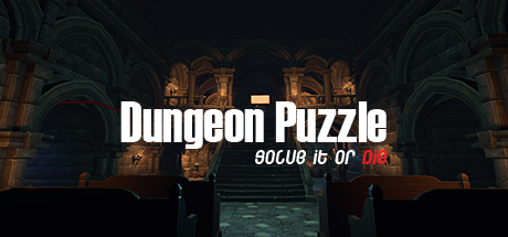 Dungeon Puzzle VR - Solve it or die [steam key]